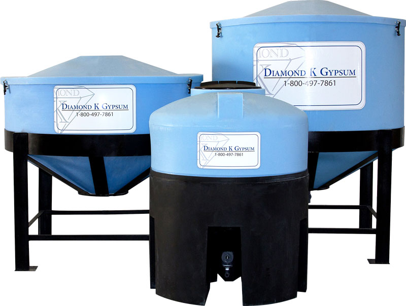 Diamond K Fertigation Applicators